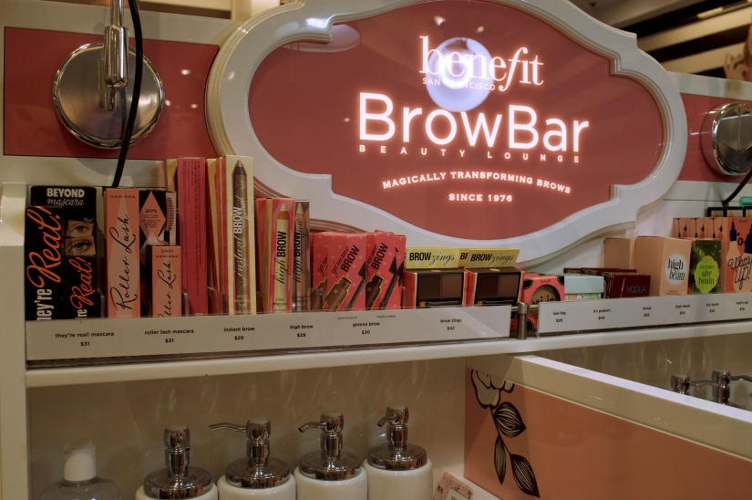 My Experience with Benefit BrowBar